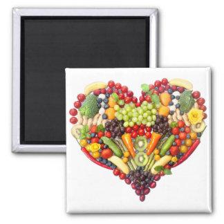 Veggie Love Magnet