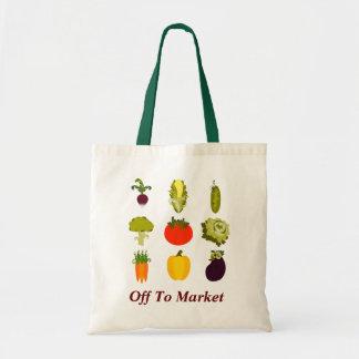Veggie Lover Grocery Bag