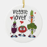 Veggie Lover Ornament