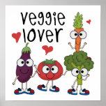 Veggie Lover Poster