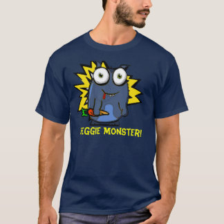 Veggie Monster Dark T-shirt