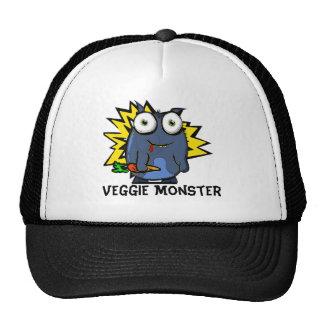 Veggie Monster Hat