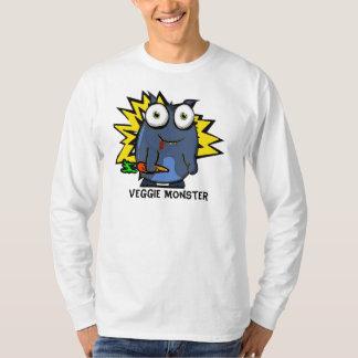 Veggie Monster Long Sleeve T T-Shirt