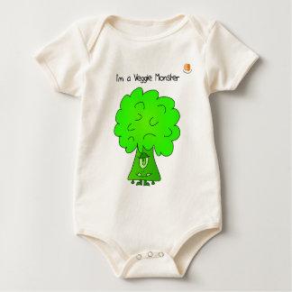 Veggie Monsters Infant Bodysuit