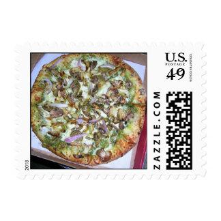 Veggie Pizza Postage