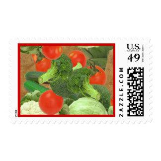Veggie Postage