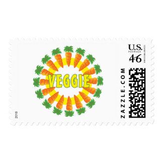 Veggie Postage Stamps