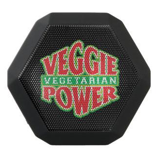 Veggie Power Black Bluetooth Speaker