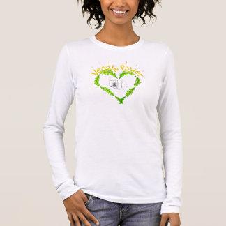 Veggie Power delicate Jersey Långärmad, lady Long Sleeve T-Shirt