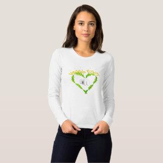 Veggie Power delicate Jersey Långärmad, lady Shirt