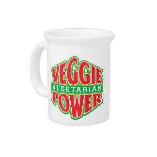 Veggie Power Drink Pitchers