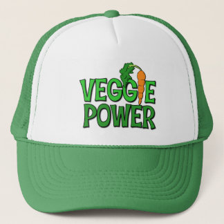 Veggie Power Gift Trucker Hat
