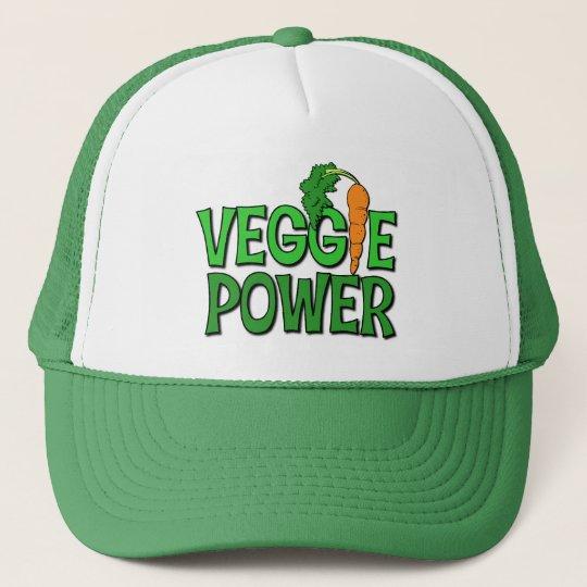 Veggie Power Gift Trucker Hat
