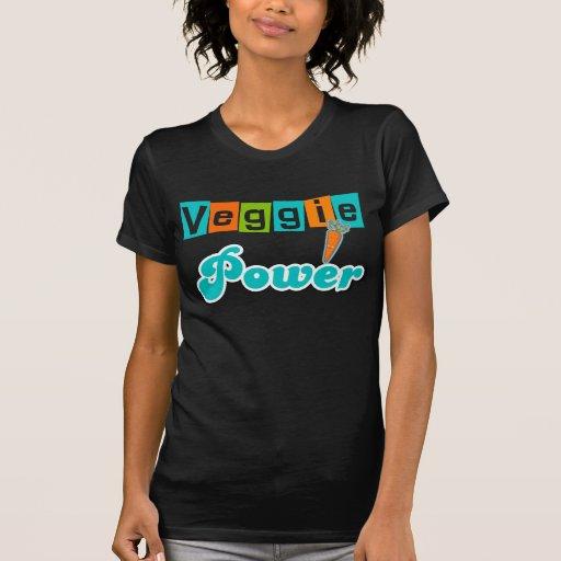 Veggie Power T-shirts