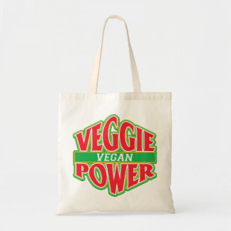 Veggie Power Vegan Bag