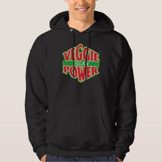 Veggie Power Vegan Hoodie