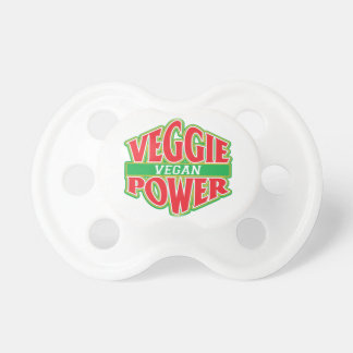 Veggie Power Vegan Pacifier