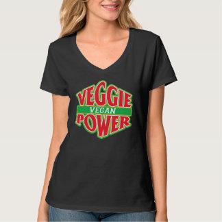 Veggie Power Vegan Shirt