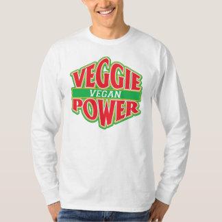 Veggie Power Vegan T-Shirt