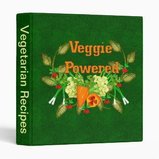 Veggie Powered Binder