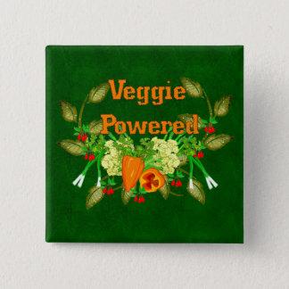 Veggie Powered Button