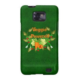 Veggie Powered Samsung Galaxy S Cover