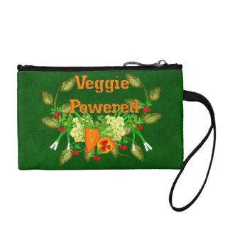 Veggie Powered Coin Purse