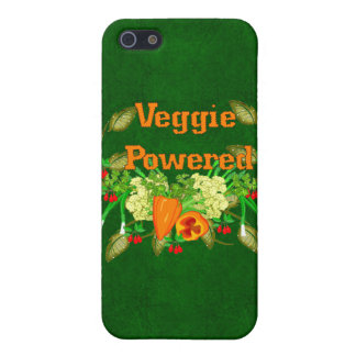 Veggie Powered Covers For iPhone 5