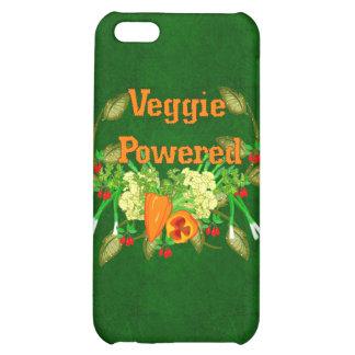 Veggie Powered iPhone 5C Case