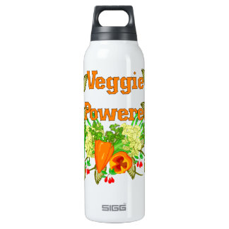 Veggie Powered SIGG Thermo 0.5L Insulated Bottle