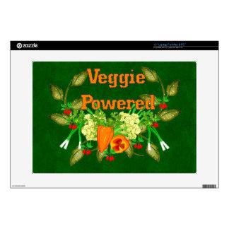 """Veggie Powered Skins For 15"""" Laptops"""