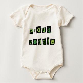 Veggie Products! Baby Bodysuit