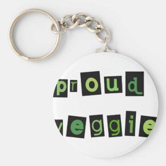 Veggie Products! Keychain