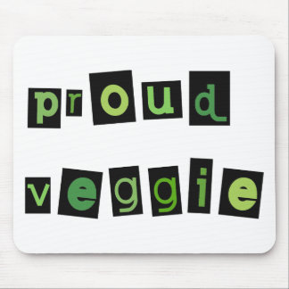 Veggie Products! Mouse Pad
