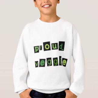 Veggie Products! Sweatshirt