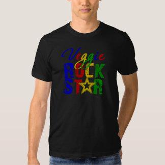 Veggie Rock Star 2 T-shirt