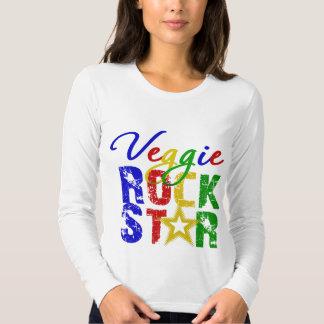 Veggie Rock Star 2 T-shirts