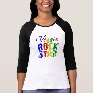 Veggie Rock Star 2 Shirts