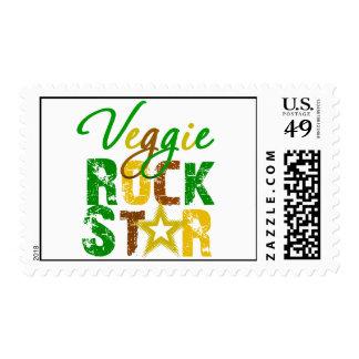 Veggie Rock Star Postage