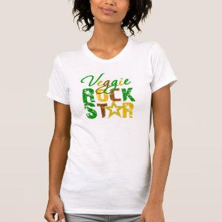 Veggie Rock Star T-shirt