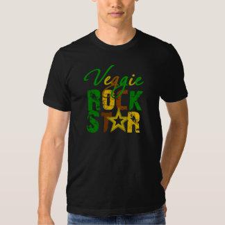 Veggie Rock Star Tshirts