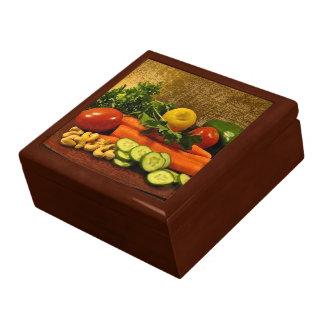 Veggie Salad Trinket Box