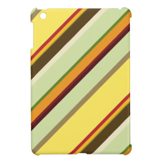 Veggie Stripes iPad Mini iPad Mini Case