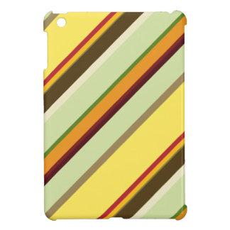Veggie Stripes iPad Mini iPad Mini Cases