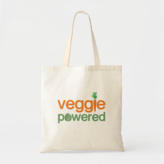 Veggie Vegetable Powered Vegetarian Tote Bags