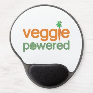 Veggie Vegetable Powered Vegetarian Gel Mouse Pad
