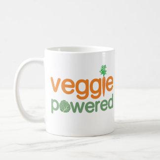 Veggie Vegetable Powered Vegetarian Coffee Mugs