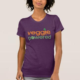 Veggie Vegetable Powered Vegetarian T Shirt