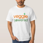 Veggie Vegetable Powered Vegetarian Tees