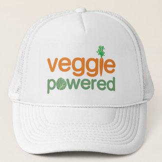 Veggie Vegetable Powered Vegetarian Trucker Hat